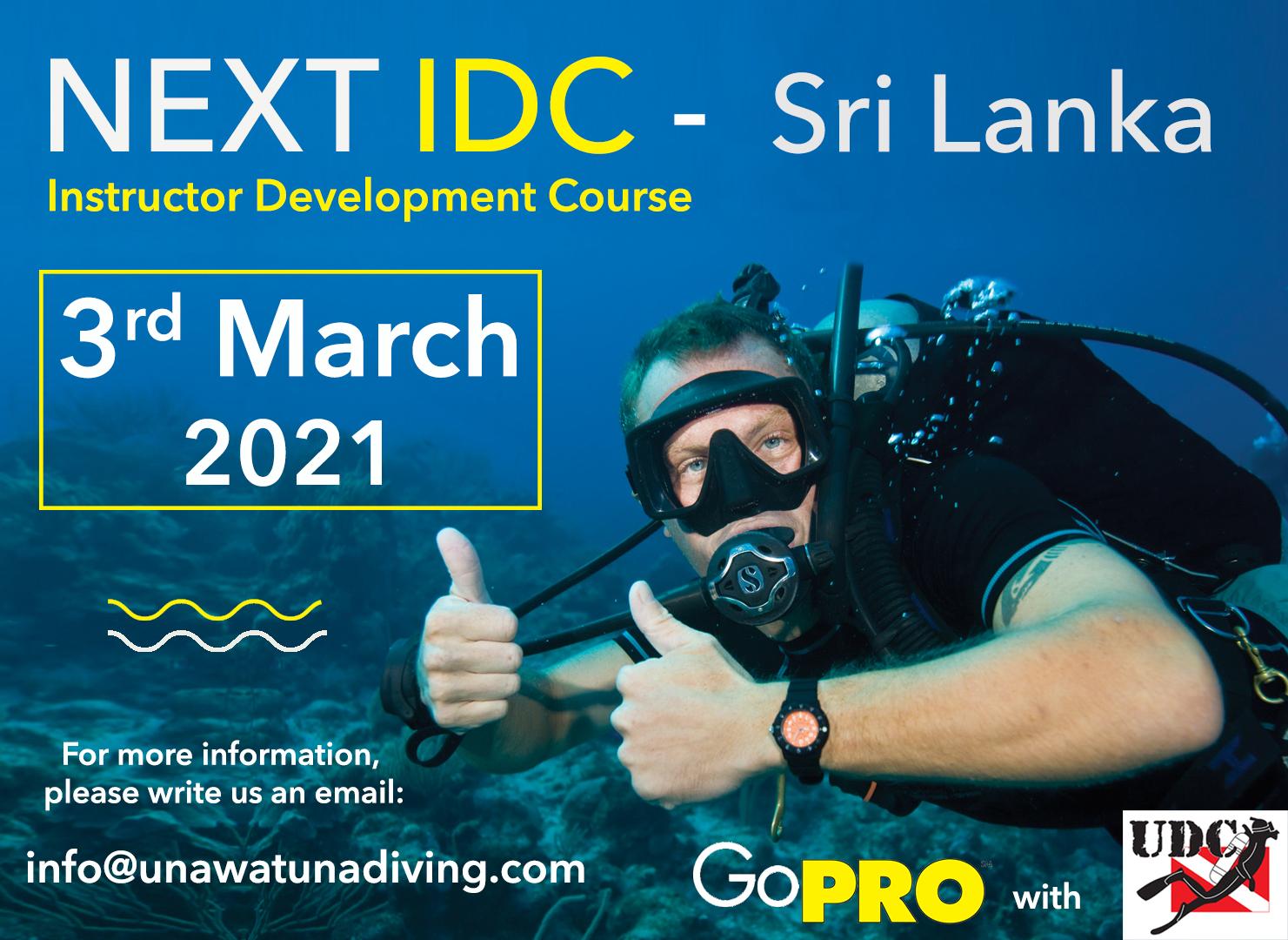 IDC 2021 Sri Lanka